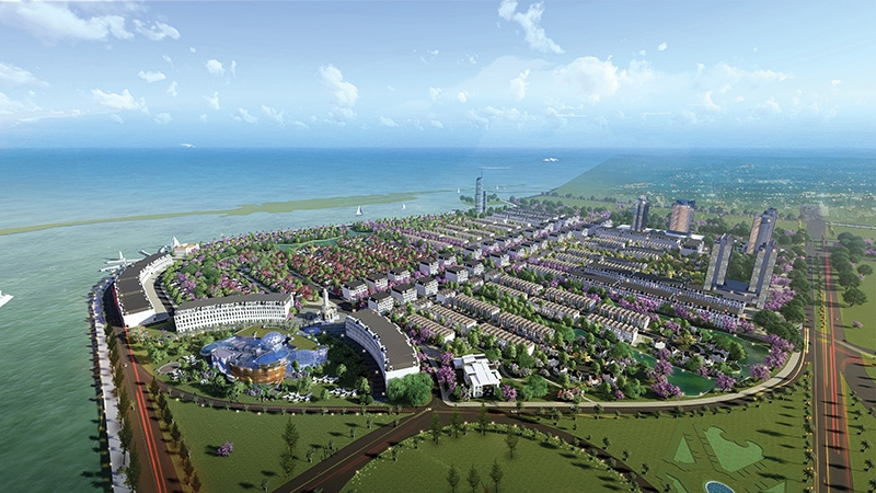 central vietnam seeks solutions for large scale projects across sectors