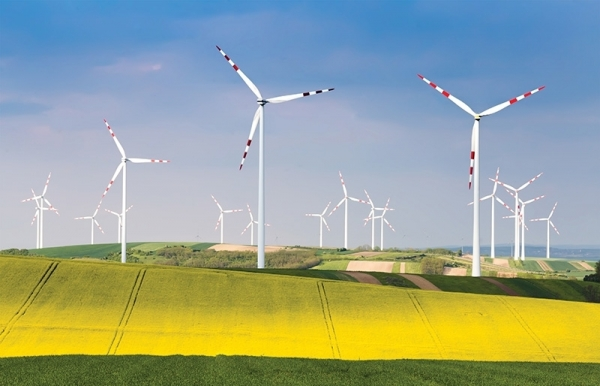 financiers race to cash in on wind