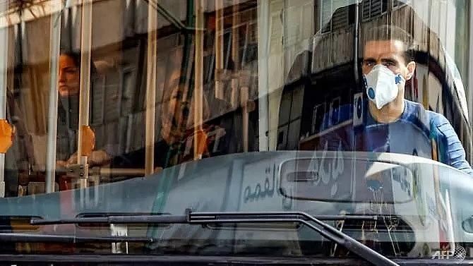 coronavirus kills senior cleric as iran toll hits 853