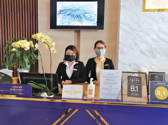 vietnamese hospitality proactive in combating health crisis