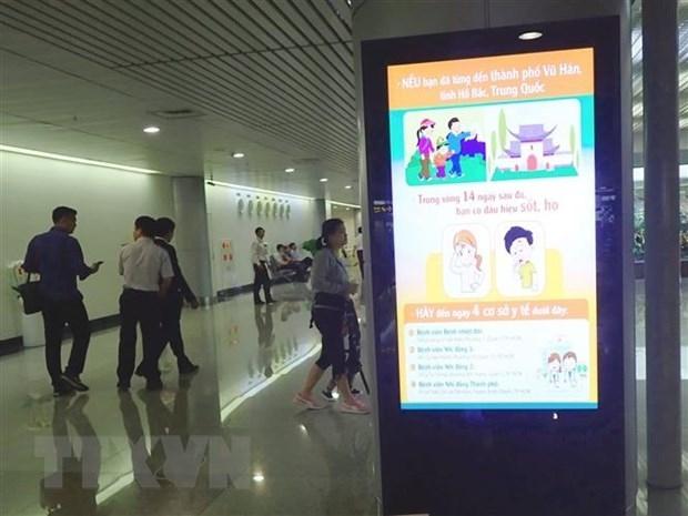 us man in da nang contracts novel coronavirus health ministry