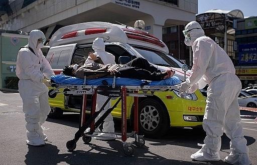 south korea reports 87 new coronavirus cases total 8652