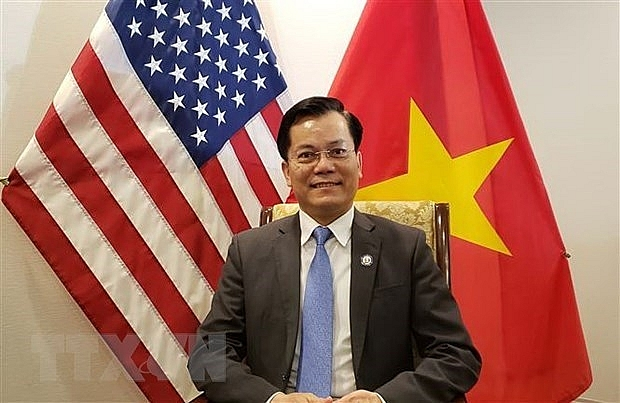 us has no plan to suspend import of vietnamese garment textiles ambassador