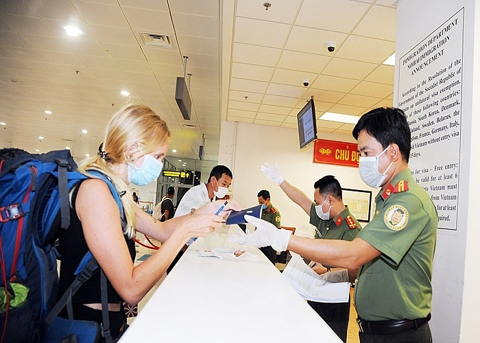vietnam to halt entry to all foreigners since march 22 due to covid 19