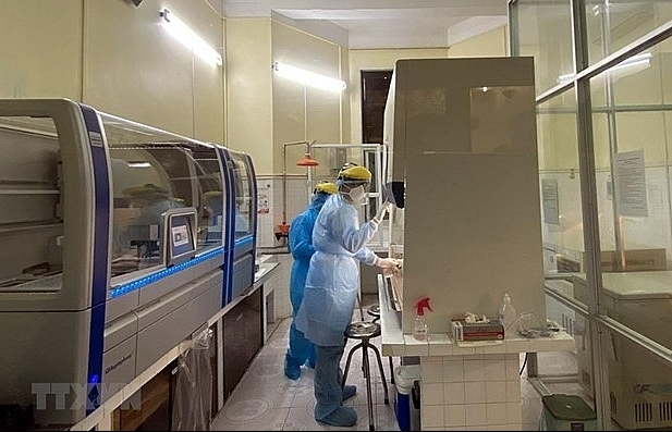 covid 19 infection cases in vietnam reach 113 as of march 22