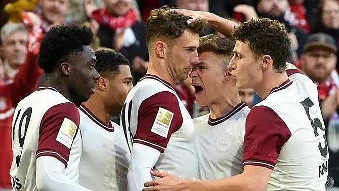 bayern munich other bundesliga clubs take pay cut