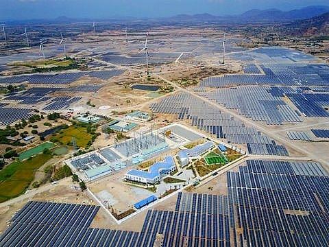 ninh thuan to get southeast asias largest solar power plan
