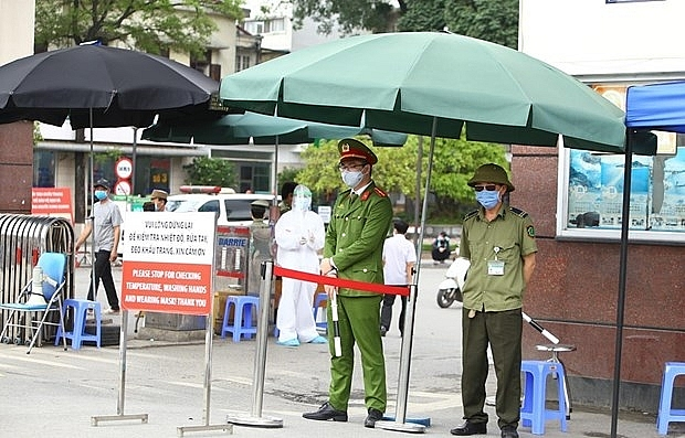 hanoi hcm city issue rules for citizens to fight covid 19