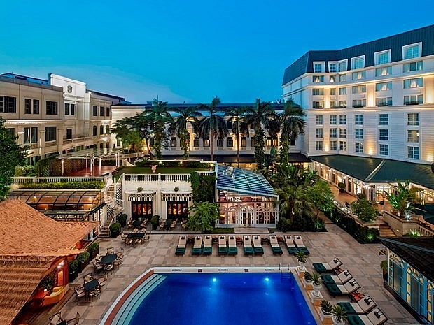 metropole hanoi gets five star rating from forbes travel guide again