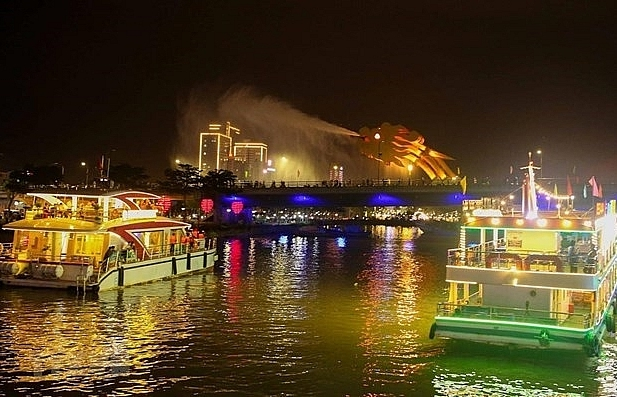 da nang by night piloted to revive pandemic hit tourism