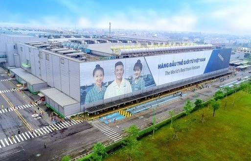 vietnam a strategic destination for samsungs rd activities