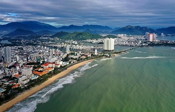 nha trang beautiful coastal city