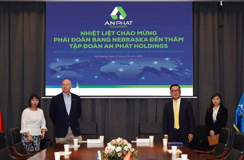 an phat holdings pursuing community growth and active diplomacy