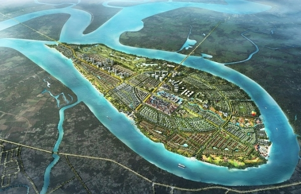 swancity announces collaboration with mitsubishi estate in vietnam
