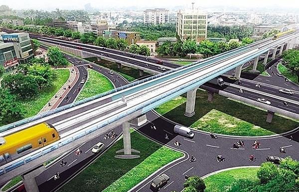 hanoi needs 654 trillion vnd for metro line no 5