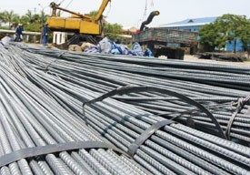 steel projects bent out of shape by land woes