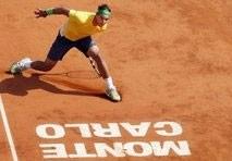 tennis ace nadal extends monte carlo run as federer falls
