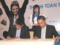 vietnam firm launches e wallet webmoney