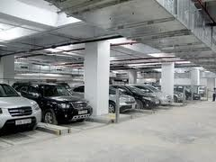 no one in drivers seat regarding parking problem