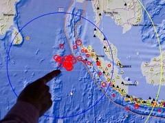 indonesias 87 magnitude earthquake felt in hcmc