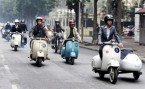 Trans-ASEAN tour for vintage scooter riders