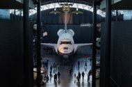 US museum to welcome space shuttle Discovery