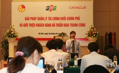 Vietnam State Treasury transforms financial processes with the Oracle E-Business Suite 12.1