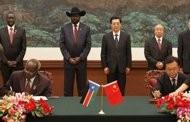 china to loan south sudan 8 billion juba says