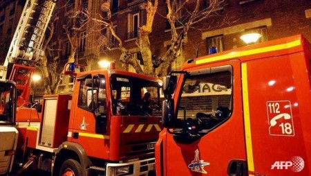 five children die in france house fire