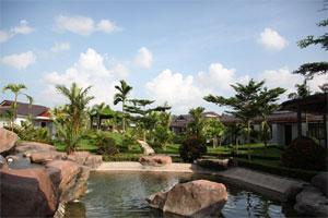 Ben Tre's first green resort begins operating
