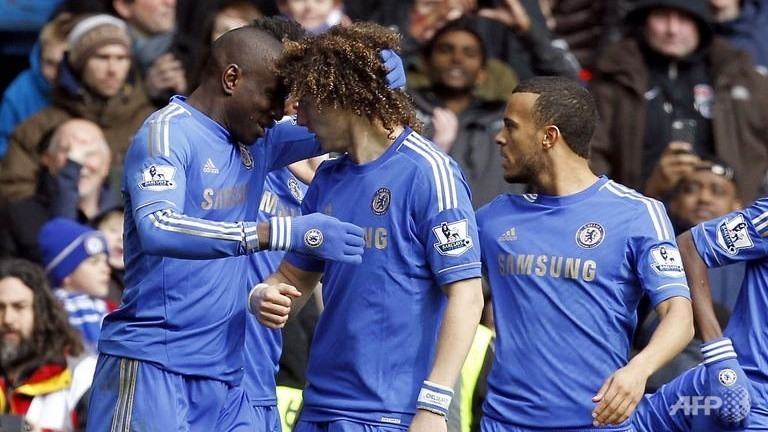 chelsea consign man united to fa cup exit