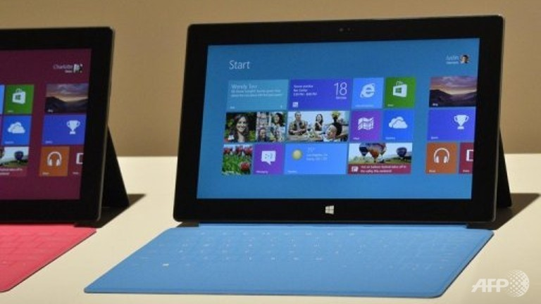 pc market losing more ground to tablets