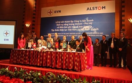 alstom working to energise vietnam