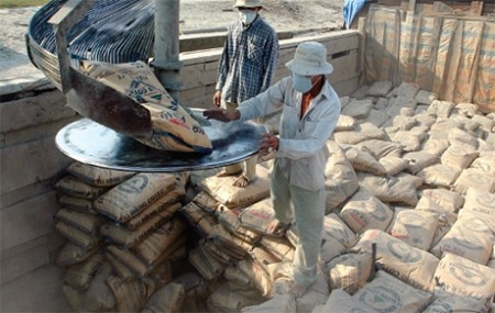 cement firms move with quick feet