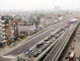 opening traffic bottlenecks in capital city