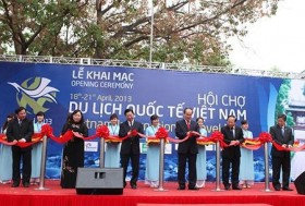 first intl tourism fair opens in hanoi