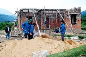 quang ngai builds 1471 homes for the poor