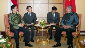 pm dung meets indonesian president and brunei sultan