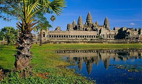 Airlines promote tourism in Cambodia