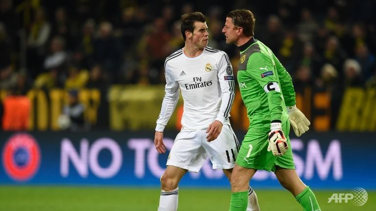 Dortmund bow out despite beating Real