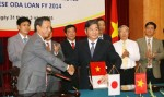 Japan supports socio-economic development in Vietnam