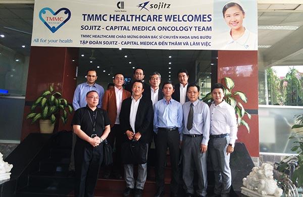 tmmc healthcare creates partnership with capital medica sojitz