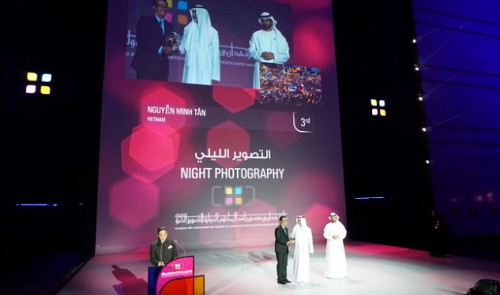 Vietnam artists narrate luxury trips to claim photography prizes in Dubai