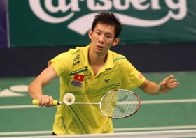 Minh drops to 31st in badminton rankings