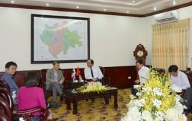 Korean firm to build factory in Ha Nam