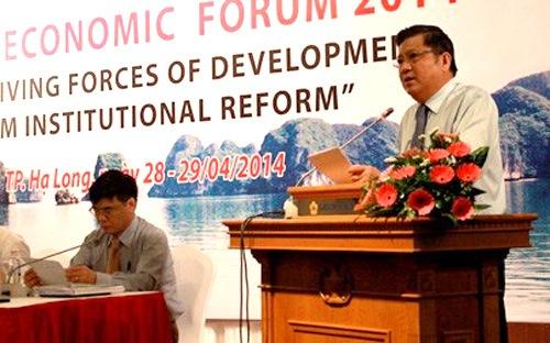 Spring Economic Forum to discuss economic reforms