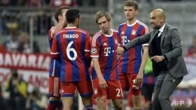 Barcelona v Bayern, Juventus v Real Madrid in Champions League semis