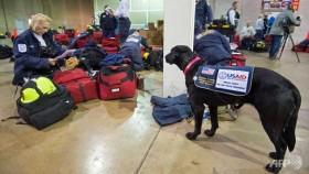 US aid team heads to Nepal quake zone