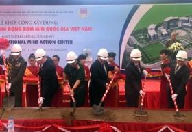 VN national mine action center set up