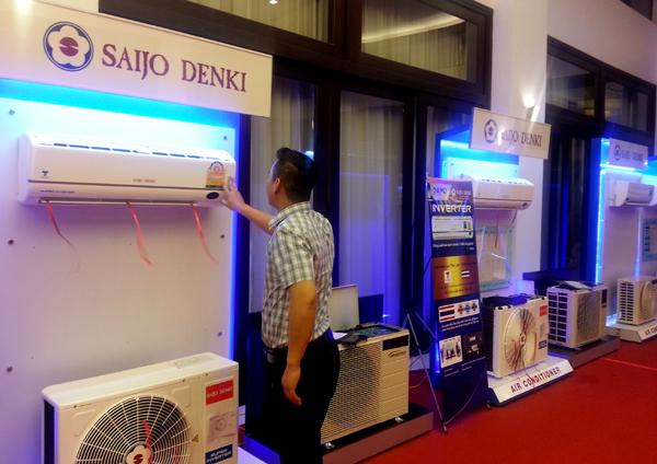thai air conditioner arrives to vietnam with bravado